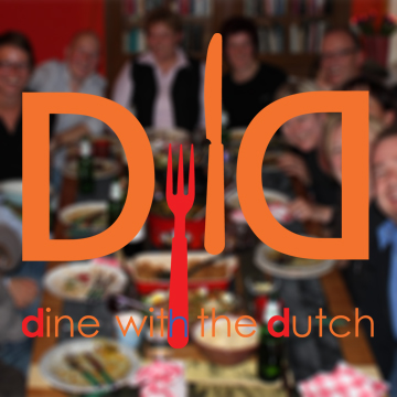 Dine With The Dutch Home-Dinner